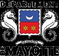 Logo du Département de Mayotte